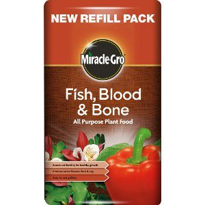 Miracle gro fish blood and bone all purpose plant food - Miracle gro all purpose garden soil ...