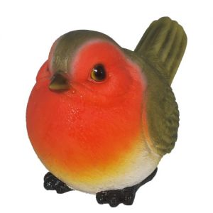 Vivid Arts British Birds Robin /& Blue Tit Home or Garden Decoration