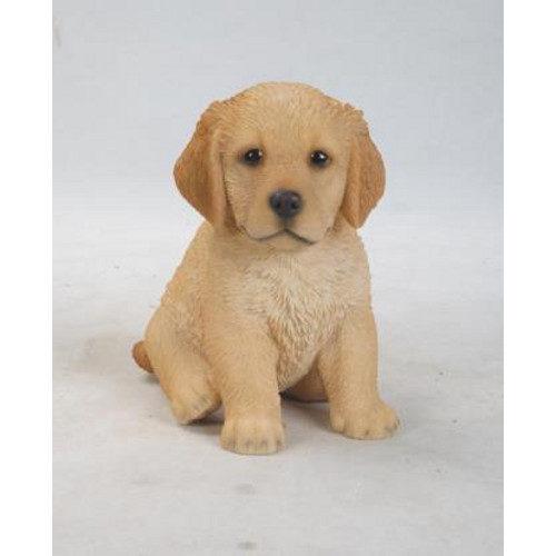 Golden Retriever Puppy Ornament Pet Pal Vivid Arts