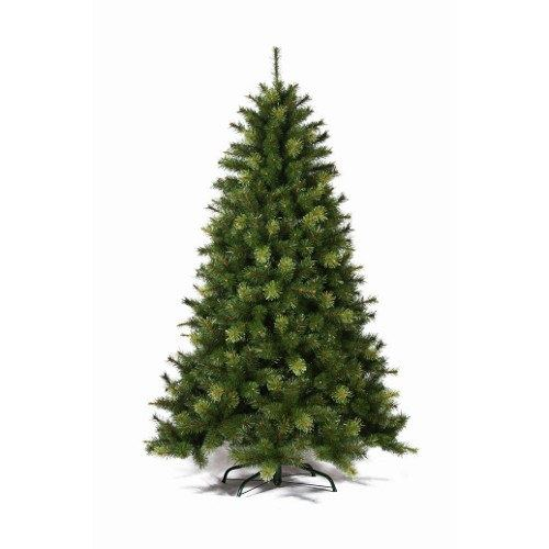 Artificial Christmas Trees With Lights Attached