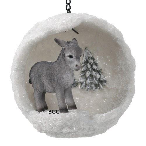 Donkey Christmas Ornaments.Vivid Art Christmas Ornaments Archives Bridgend Garden Centre