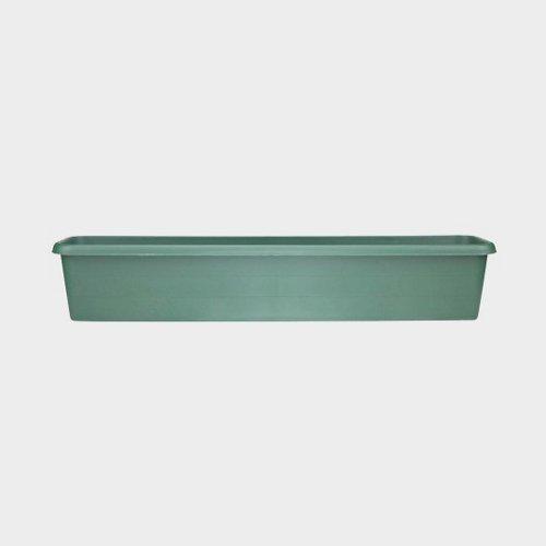 Boston window box tray powder blue by whitefurze for 100 cm window box